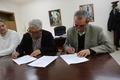 An Najah Signs an MOU with the ‎University of La Verne