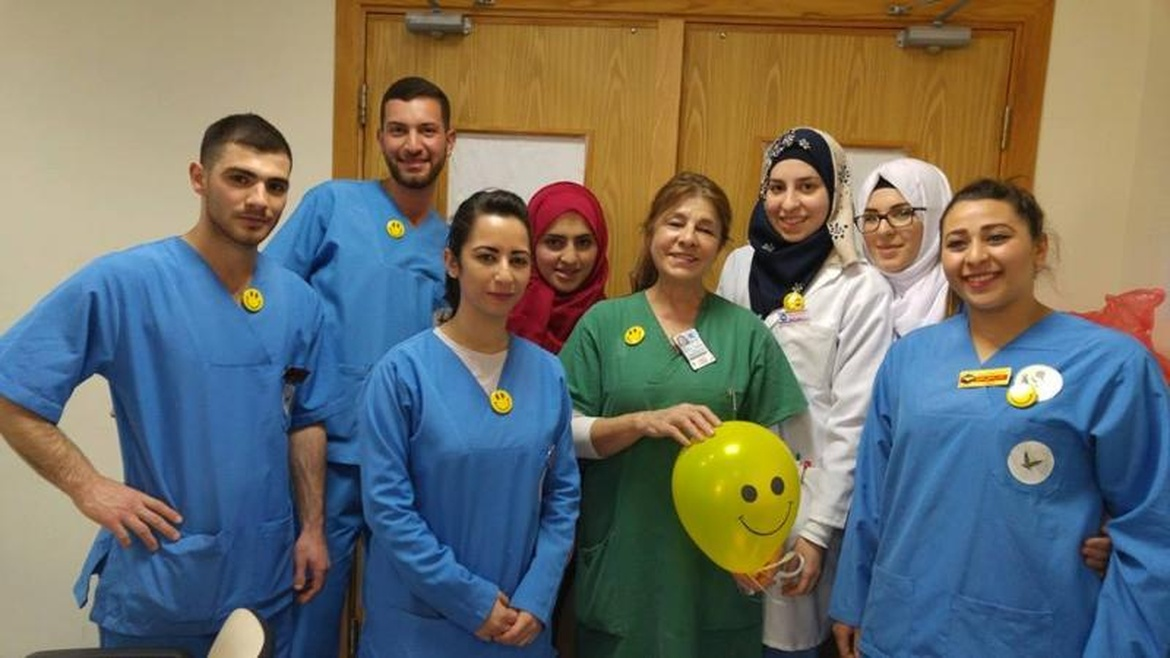 National University Nursing >> An Najah National University An Najah Celebrates The